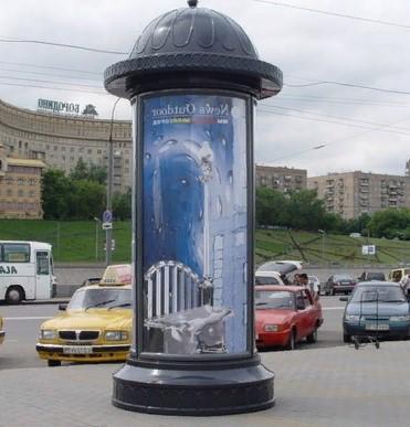 Высокие пилоны изготовление Киев