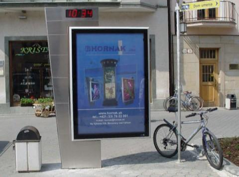 Рекламні пілони та стели виготовлення Київ