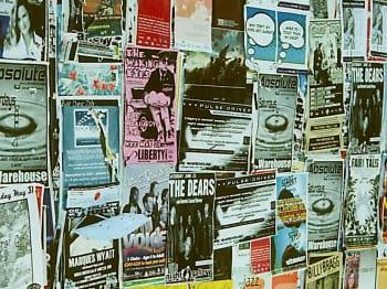 Друк плакатів, постерів і афіш | Ціна | Київ, Одеса, Харків, Дніпро